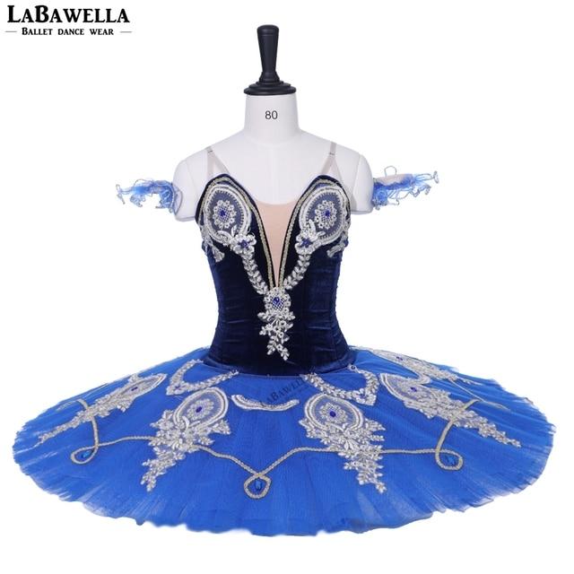 3a02807741ee9 Adults Professional Ballet Tutus BT9200 Blue Raymonda Performance Tutu  Costume Women Nutcracker Platter Pancake Ballet Tutu