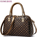 FLYING BIRDS! 2016 women handbag of brands women messenger bags cross body shoulder bag  leather handbags luxury bolsas LS8437fb