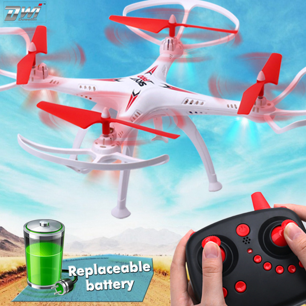 Dwi D5 6-Axis Afstandsbediening Drone Helicopter Geen Camera RC - Radiografisch bestuurbaar speelgoed