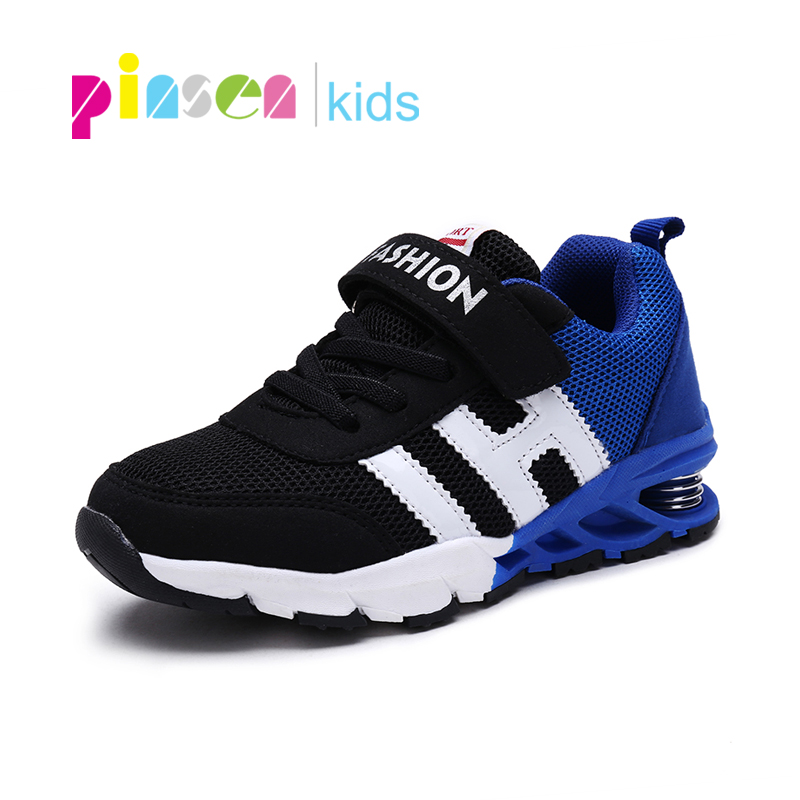 huge selection of 079b4 6322f pinsen Children Shoes Sneakers Kids Shoes For Boys