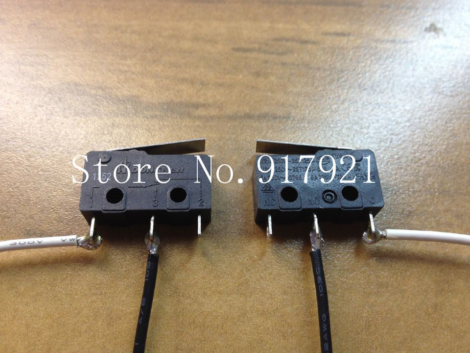 [ZOB] The new DONGNAN se KW4A micro switch 6A250V switch (to ensure new) --200pcs/lot