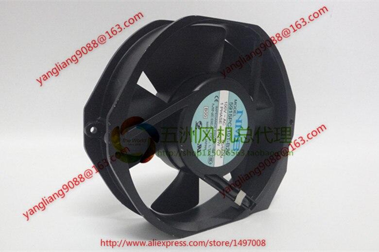 NMB-MAT 5915PC-10T-B20, B00 AC 100V 22W, 172x172x38mm Server  Square fan free shipping for nmb 5915pc 20w b20 s05 ac 200v 35w 2 pin 172x150x38mm server square fan