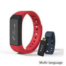 """Excelvan i5 plus iwown I5plus smart uhr 0,91 """"touchscreen smartband gestensteuerung smartwatch IP67 aktivität tracker band"""