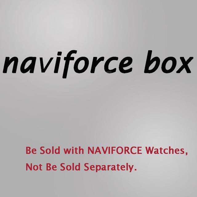 NAVIFORCE Paper Original Watch Gift Box