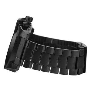 Image 3 - Relógio cronógrafo masculino dz4318, relógio oficial principal série três olhos