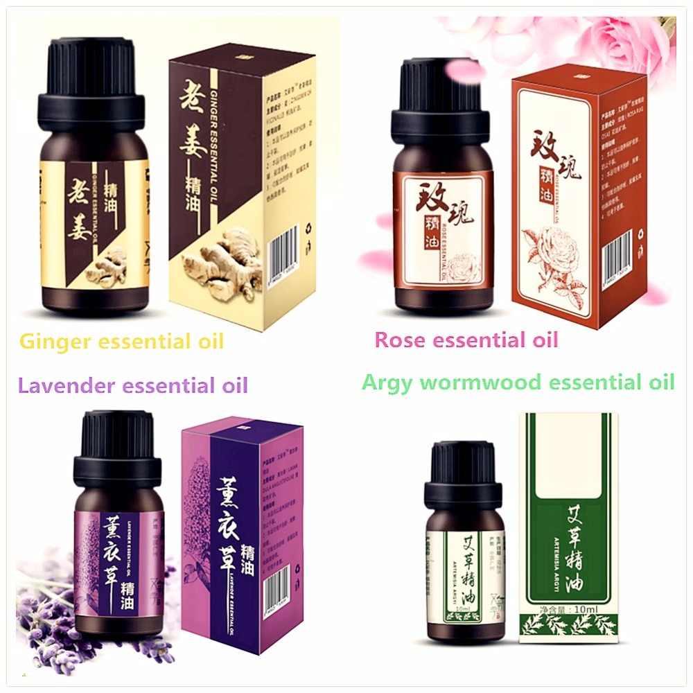 Caixa de presente 10ml pure 100% lavendermary puro óleos essenciais para aromaterapia, spa, massagem, óleo essencial lavanda banho