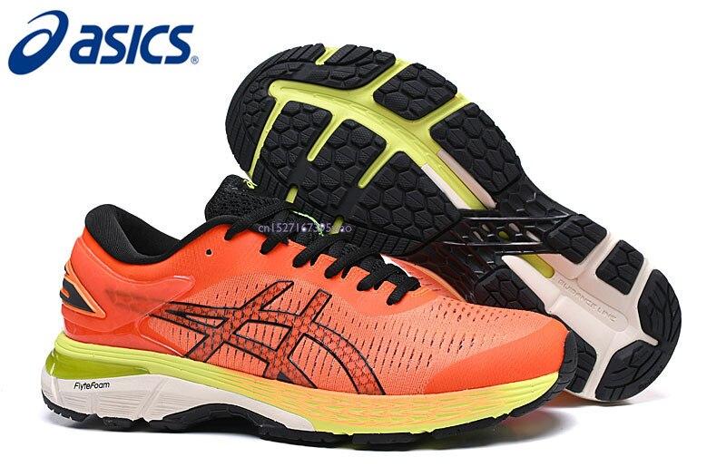 Chaussures de course dorigine ASICS GEL-KAYANO 25 chaussures de sport pour hommesChaussures de course dorigine ASICS GEL-KAYANO 25 chaussures de sport pour hommes