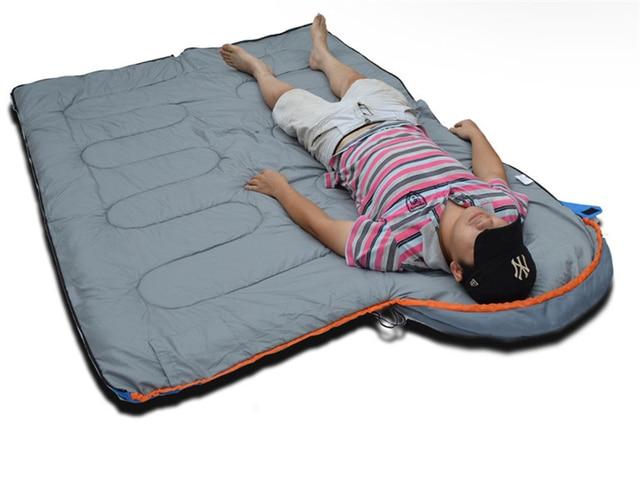 Outdoor Waterproof Adult Sleeping Bag 2
