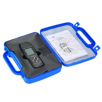 AS510 LCD air manometer pressure gauge Mini pressure differential meter digital pressure manometer Measuring Range 0~100hPa
