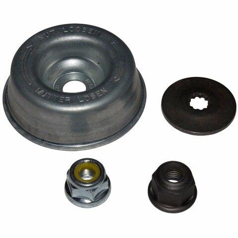 Caixa de Velocidades Strimmer Brushcutter Metal Lâmina Porca Fixação Kit Multitool Novo Dwz 4 Pçs