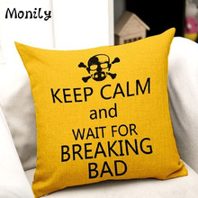 Breaking Bad Style Pillowcase