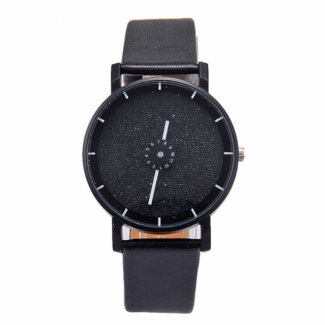2018 Women's Fashion Stylish Popular Simplicity Analog Watch Lovers' Trendy Wristwatch School Students' Quartz Clock