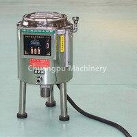 Dairy Use 75liter Water Circulation Cooling Pasteurization Machine for Yogurt, Goat Milk, Cow Milk