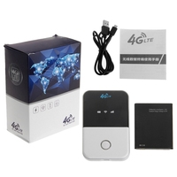 4G Wifi Router mini router 3G 4G Lte Wireless Portable Pocket wi fi Mobile Hotspot Car Wi fi Router With Sim Card Slot