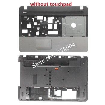 NEW case cover For Acer Aspire E1-571 E1-571G E1-521 E1-531 Palmrest COVER/Laptop Bottom Base Case Cover AP0HJ000A00 AP0NN000100 gzeele new laptop bottom base case cover for acer aspire e1 571 e1 571g e1 521 e1 531 e1 531g e1 521g nv55 ap0hj000a00 lower
