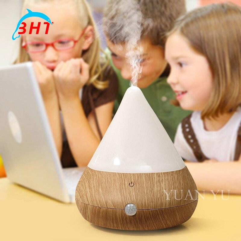 все цены на  Ultrasonic Aromatherapy Humidifier Dry Protect Essential Oil Diffuser Mini Nebulizer Aroma Diffuser USB Air Humidifier Purifier  онлайн