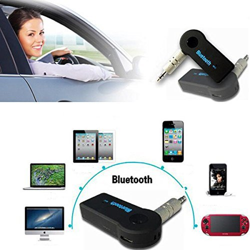 3.5mm Car kit mp3 player wireless FM Transmitter modulator for iPhone 5S 5C 5 5G 4S 4 Galaxsy S4 S3 Note 3 HTC