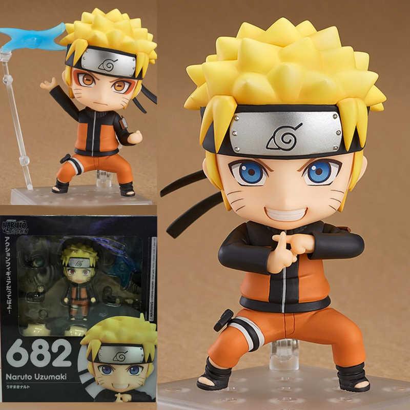 11pcs//set Naruto Shippuden Akatsuki PVC Figures Anime Collection Toy Gift 7-8CM