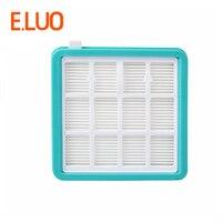 Heißer Verkauf 130*125*34mm größe Reiniger hepa-filter mit Hoher Effiziente zu Reinigungs Hause für D-928 d-929 Staubsauger