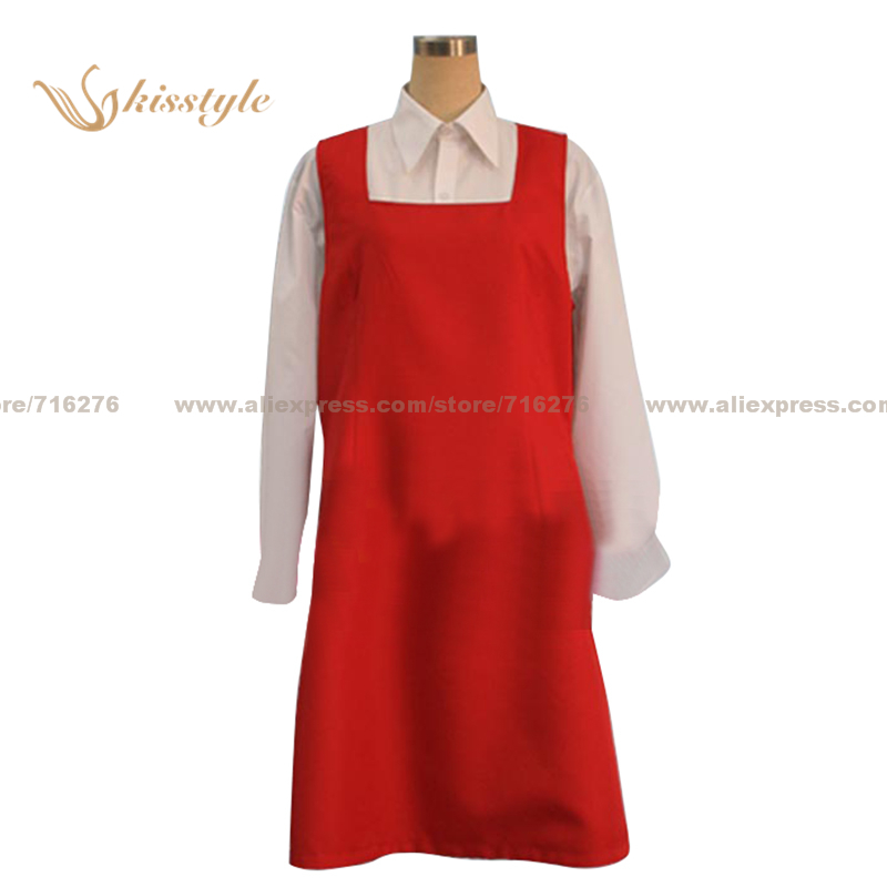 Mode Kisstyle Gegege pas Kitaro Neko Musume uniforme Cosplay vêtements Cos Costume, personnalisé accepté