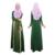 Pavo ropa mujeres musulmanes visten fotos islámica Abaya jilbabs y abayas vestidos turco musulmane Kaftan robe Más El tamaño XXL