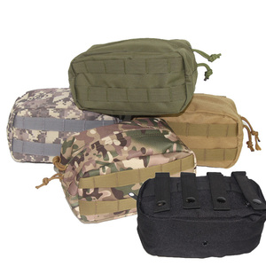 Tactical Magazine Phone Pouch Outdoor Emergency Survival Pocket Accessoreis Molle Hunting Utility Medical Tool Airsoft Mag Pouch
