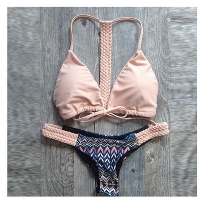 Exotic bikini contest