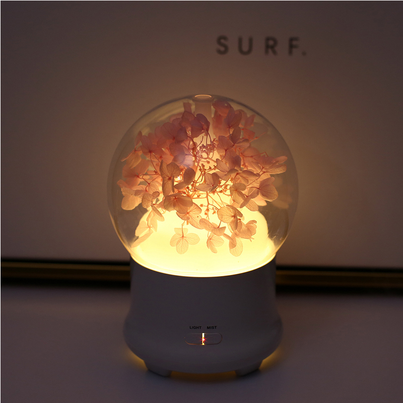 LED Light Cool Mist Aroma Diffuser Essential Oil Air Humidifier Ultrasonic Aromatherapy Humidifier For Home