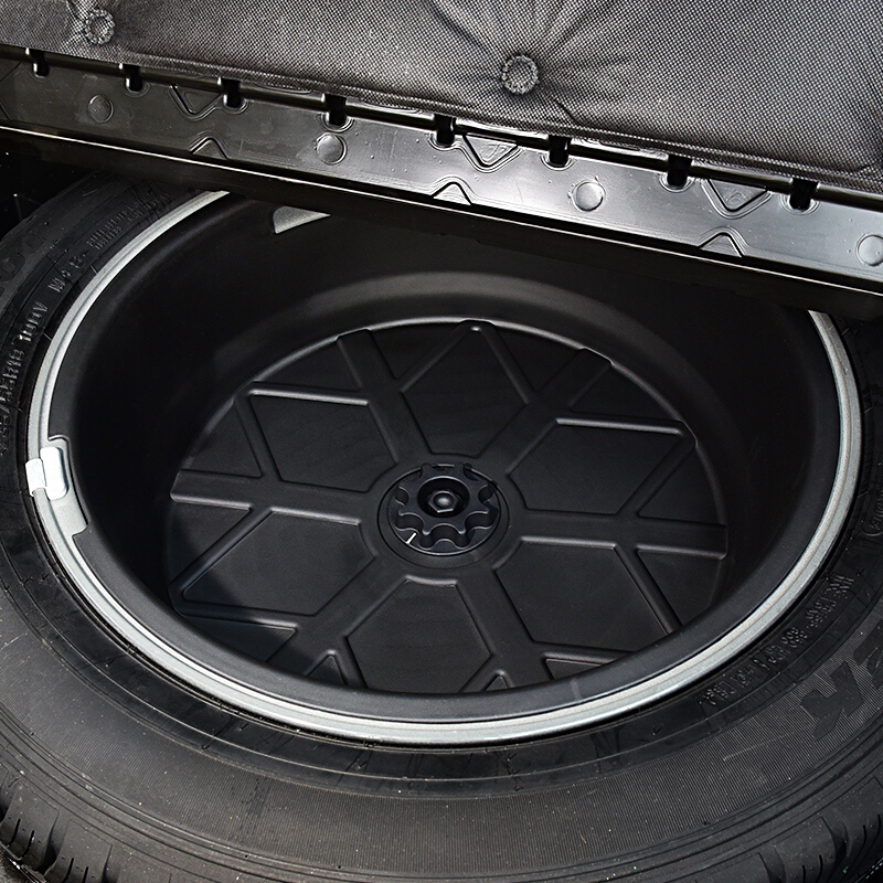 Spare Tire Box For Toyota RAV4 2014 2015 2016 17inch
