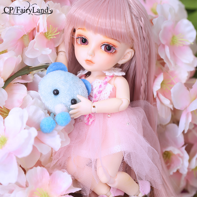 OUENEIFS Pukifee Rin podstawowe lalki bjd sd 1/8 modelu ciała dla dzieci dziewczyny chłopcy lalki oczy wysokiej jakości zabawki sklep luodoll w Lalki od Zabawki i hobby na  Grupa 3