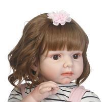 Настоящее Малыша Кукла реборн 70 см кукол Reborn Baby alive 28 дюймов полный винил Boneca возрождается девушки куклы для детей игрушка в подарок