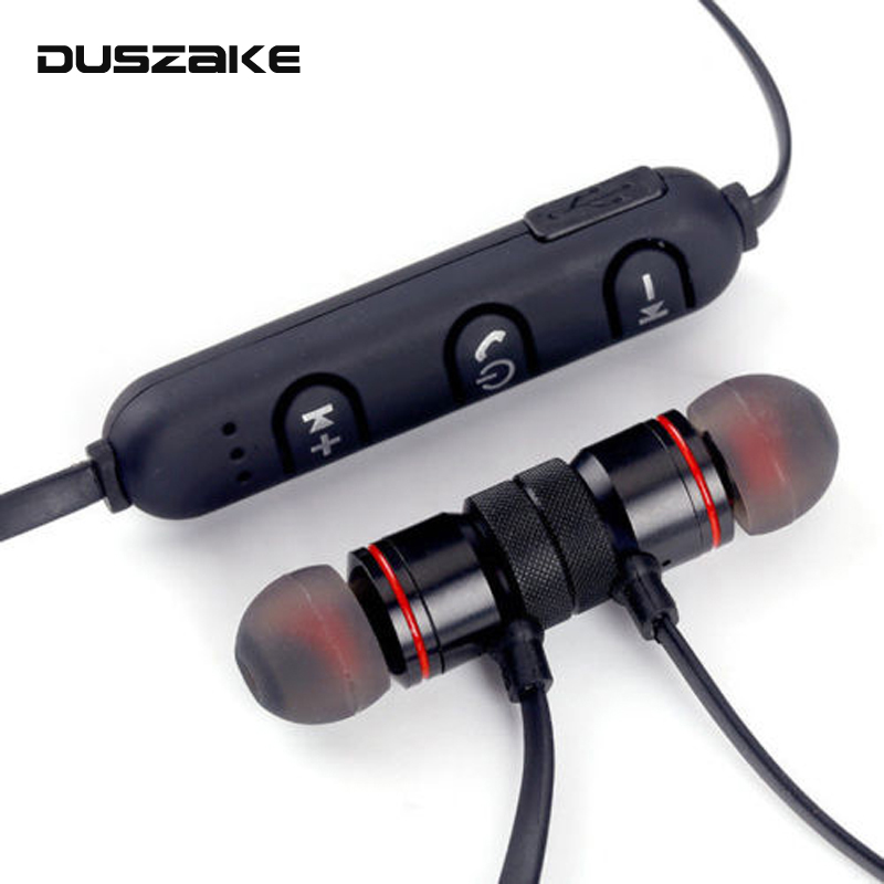 DUSZAKE L13 Sport Wireless Headphones Bluetooth In Ear Headset For iPhone Earphone Wireless Headphone For Xiaomi Samsung Phone oneaudio original on ear bluetooth headphones wireless headset with microphone for iphone samsung xiaomi headphone v4 1 page 2