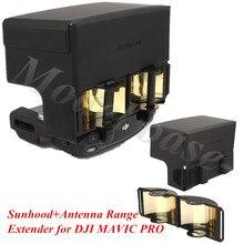 Sunnylife Sunhood Antena Range Extender + Controle Remoto Pára A Utilização Simultânea para DJI MAVIC PRO