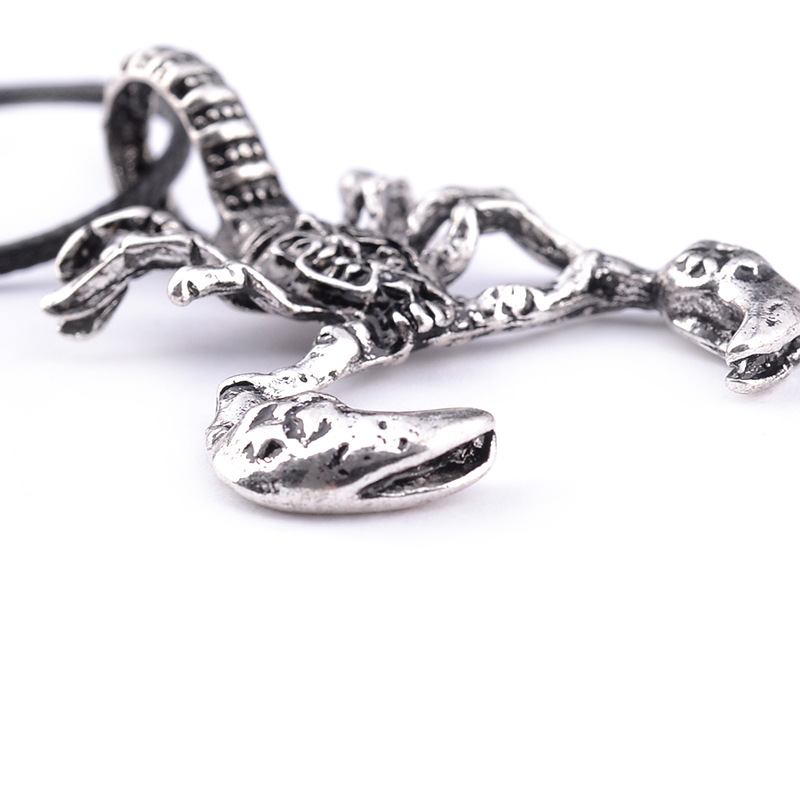 Scorpion pendants necklaces metal necklace animal scorpions fashion scorpion pendants necklaces metal necklace animal scorpions fashion men and women jewelry scorpio insect pendant in pendant necklaces from jewelry mozeypictures Images