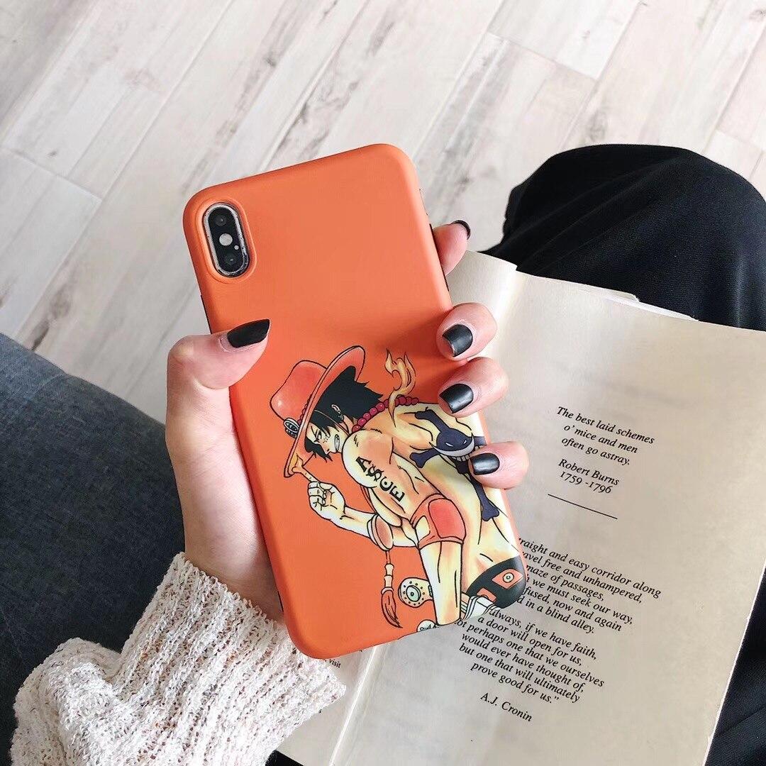 coque iphone xr zoro