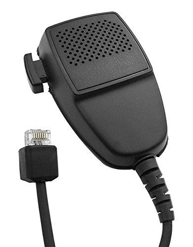 10Pcs 8 Pin Speaker Microphone PTT For Motorola GM300 GM340 CM160 CM200 CM300 EM200 Mobile Radio PRO5100 CDM750 CDM1250