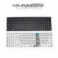 Новая РОССИЯ Черный Клавиатура для Ноутбука для ASUS X556 RU Black без рамки Клавиатура Новая модель