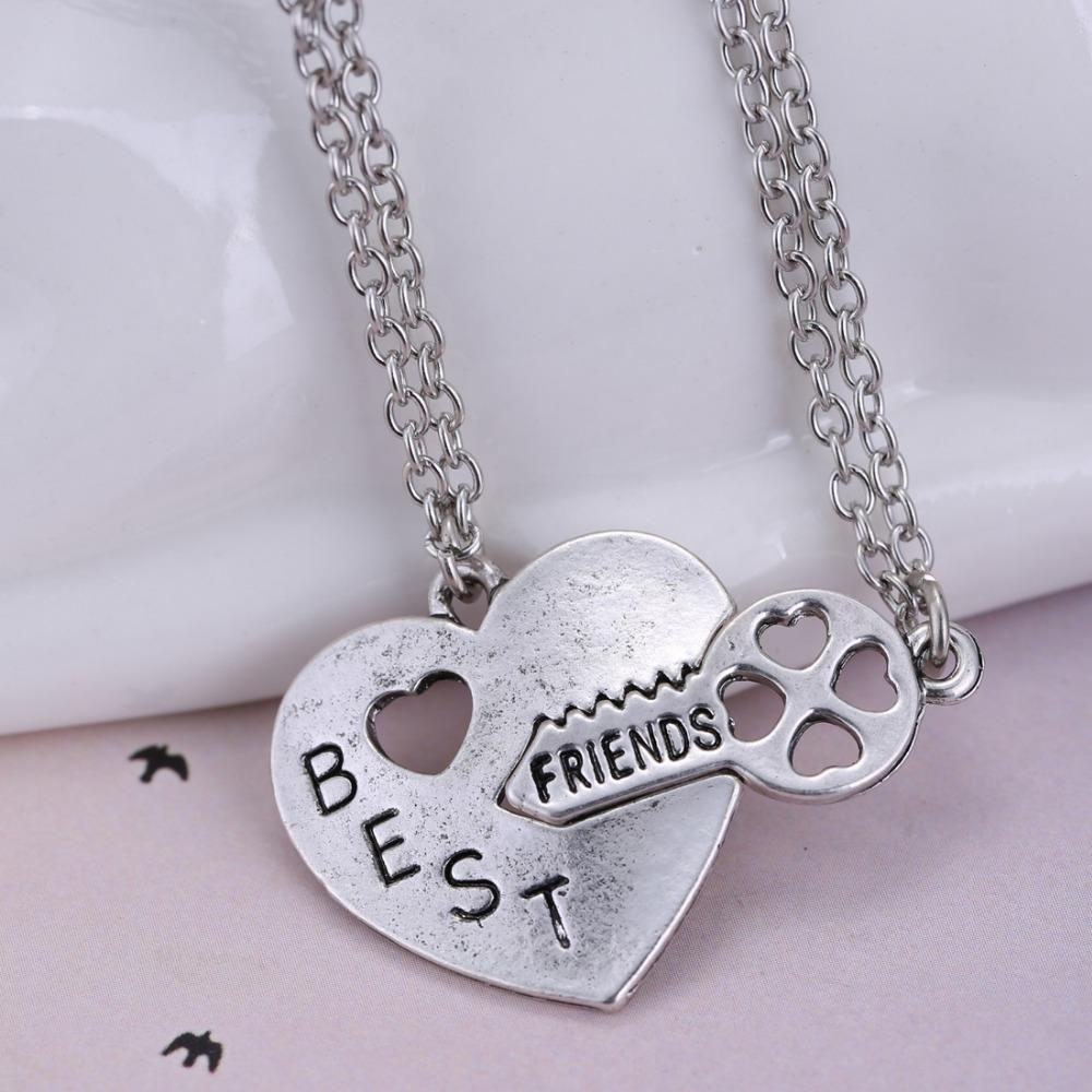 sterling puzzle jigsaw necklace piece silver be can personalised