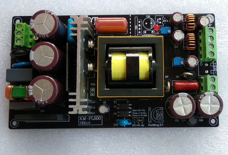 DIYERZONE haute puissance LLC alimentation à découpage KT88 300B ampoule alimentation L14-10