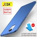 JCDA Phone Case For Xiaomi Redmi 5A Case Redmi 5 Plus Note 4X Mi A1 5X Cover 360 Protective Y1 Lite Carcasas Mi Note 3 6X Cases