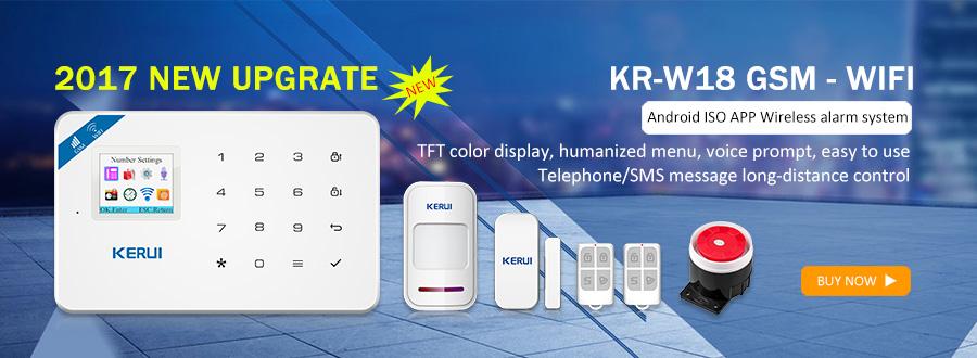 супер тонкая сетях GSM охранная система, сигнализация, приложение для Андроид и иос