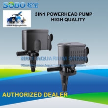 Brand New SOBO Aquarium Powerhead Pump Water Filter 3 in 1 Submersible Tropical Marine WP-800 WP-1880 WP-2880 WP-3800 WP-4880 wp hrefhref href page 3