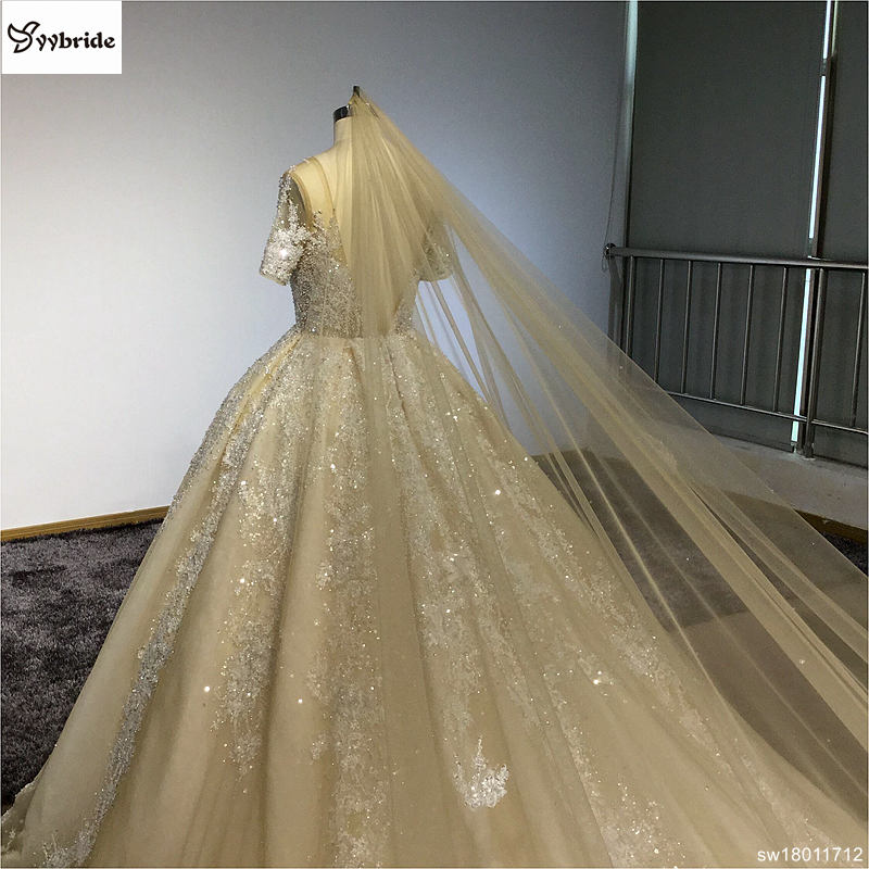 sw18011712-16  Surmount Design Elegant Lace Wedding Dresses Scoop Neck Long Sleeves Vintage Wedding Gown Floor Length Royal Train Wedding Dress HTB1J1UfohPI8KJjSspoq6x6MFXaY
