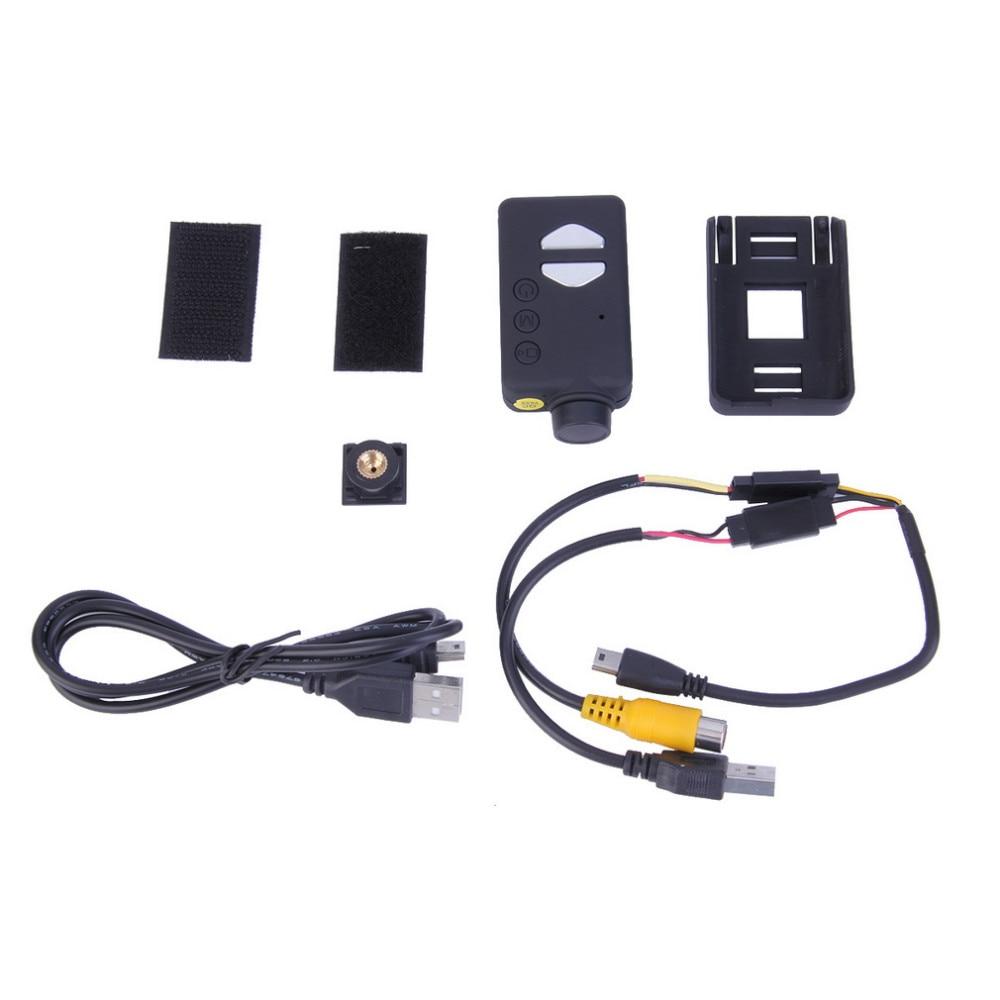 Wholesale 1pcs FPV 808 Mini Camera HD Lens 1080P for QAV250 Quadcopter FPV Photography aomway 1200tvl 960p ccd hd mini camera 2 8mm lens for fpv