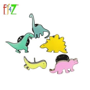 2017 broches de broche de dinosaurio de animales, broches de moda para...