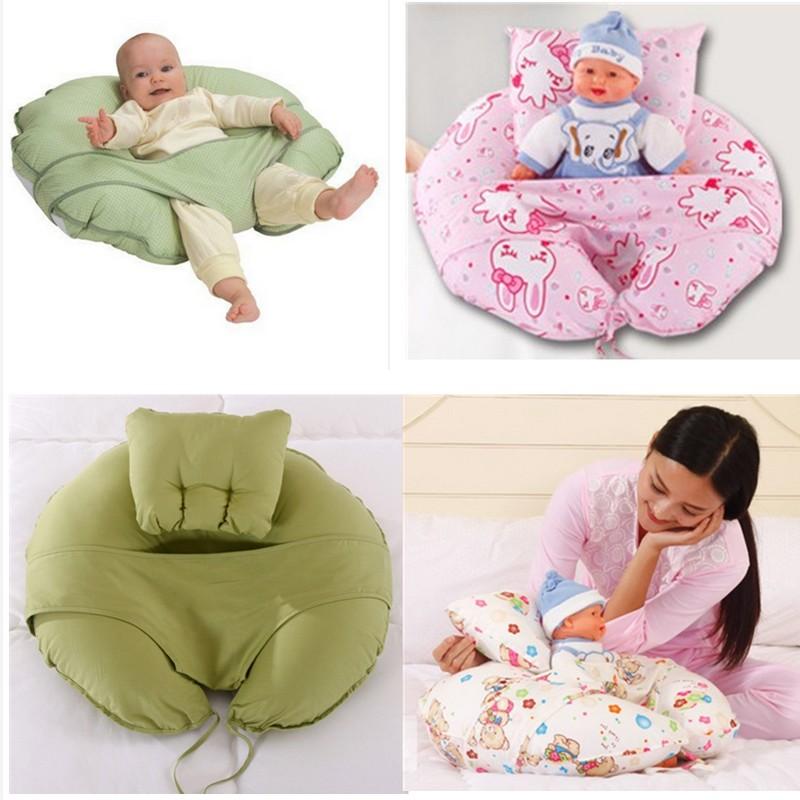 top suave cojn de lactancia del beb cojn del asiento almohada boppy ayuda de