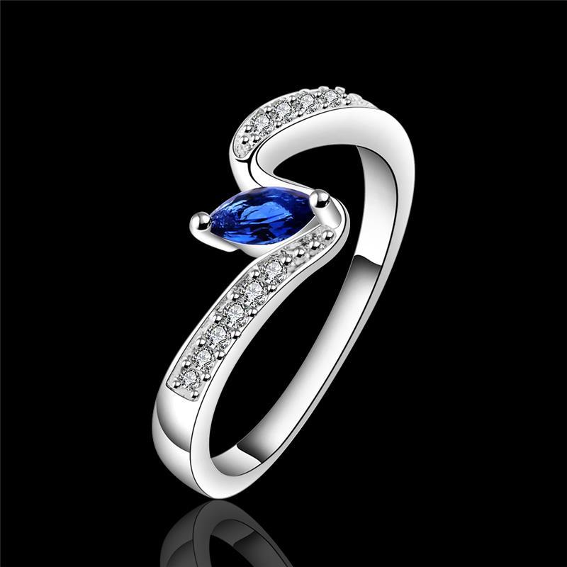 muslim rings for men best friends rings R623 8 Silver plated new ...