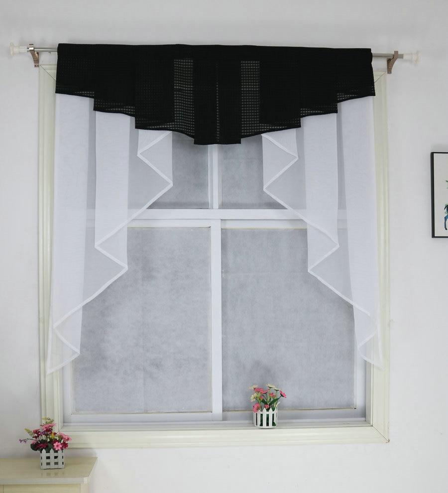 Ziemlich Küchenfenster Volants Fotos - Küchen Ideen Modern ...