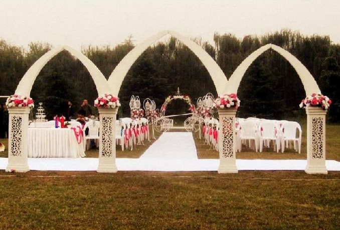 Wedding arch stages pillars for wedding centerpiece wedding wedding arch stages pillars for wedding centerpiece wedding decorations with lights in party backdrops from home garden on aliexpress alibaba group junglespirit Choice Image