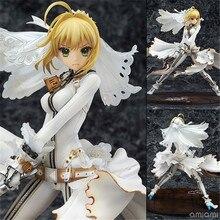 Fate/Extella CCC Nero Claudius sabre Bride Wedding Dress Ver. Bambola dei giocattoli del modello della raccolta di Action Figure del PVC dipinta scala 1/8